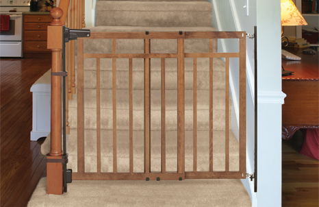 Best Baby Gate For Bottom Of Stairs Safebabygate